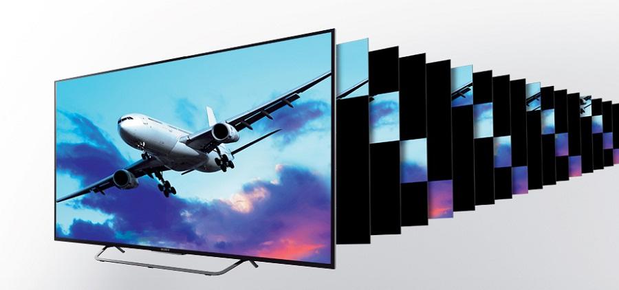 Hình ảnh có chất lượng cao trên Sony TV 55S8500 giá rẻ