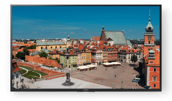 Không phải là 4K đơn thuần, Tivi Sony 65X7500D là Sony 4K Ultra HD