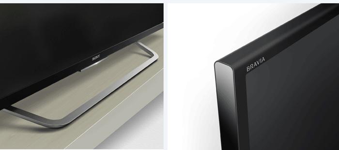 Tivi Sony 65X7500D Mỏng và thon gọn