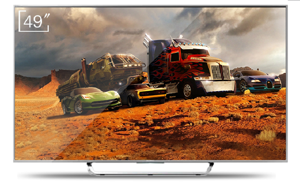 Tivi Led Sony KD-49X8300 giá rẻ có hình ảnh sắc nét