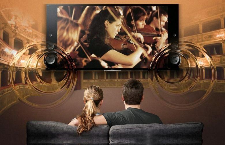 Cảm nhận chất âm trung thực như thật của Smart Tivi Sony 65 inch KD 65X9300