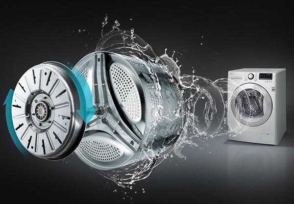 Công nghệ giặt hiện đại