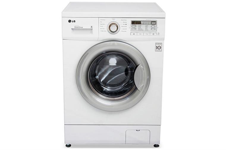Hoàn hảo ngay từ thiết kế sản phẩm với máy giặt lồng ngang LG F1475NMPW 7,5Kg