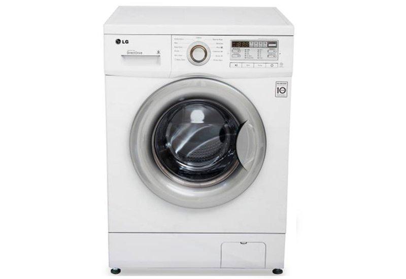 Thiết kế có điều khiển hiện đại, dễ sử dụng của máy giặt LG F1475NMPW