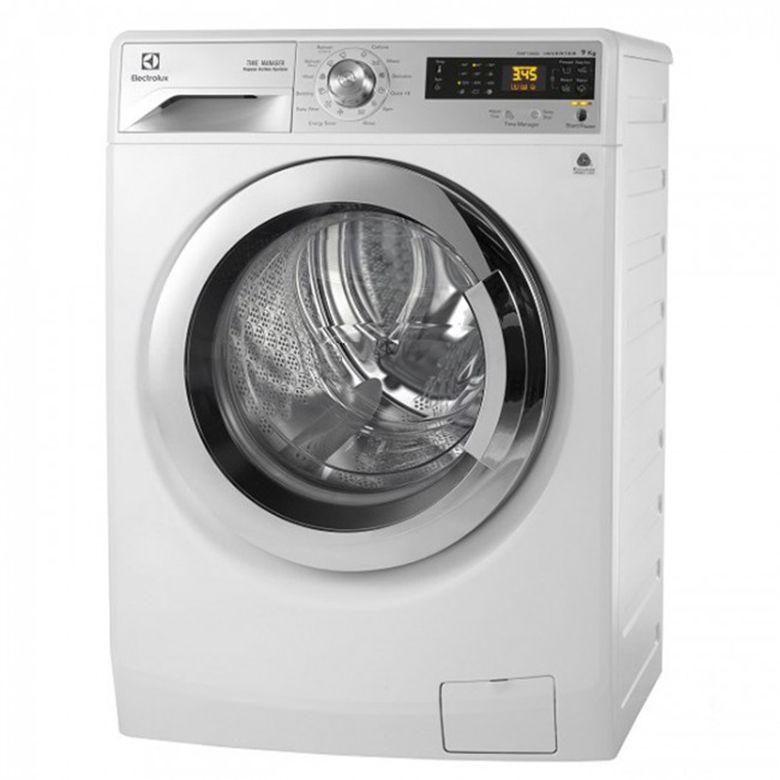 Một chiếc máy giặt với kiểu dáng sang trọng, tinh tế với máy giặt Electrolux EWF12932S 9.0 Kg