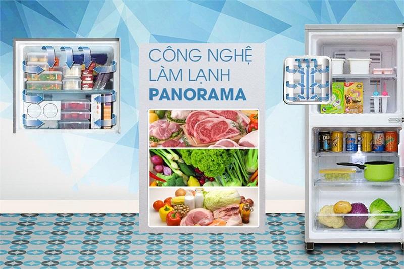 Khả năng làm lạnh nhanh chóng, tiện lợi với tủ lạnh NR-BA228PSV1