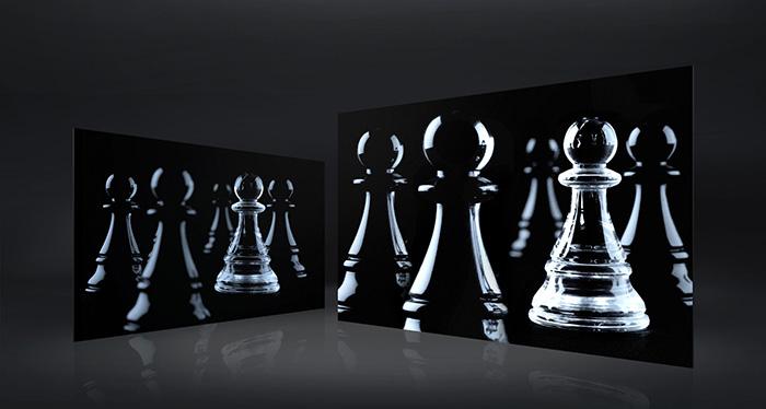 Smart Tivi Samsung 55k5500 tối ưu hóa cho chất lượng hình ảnh tuyệt đỉnh