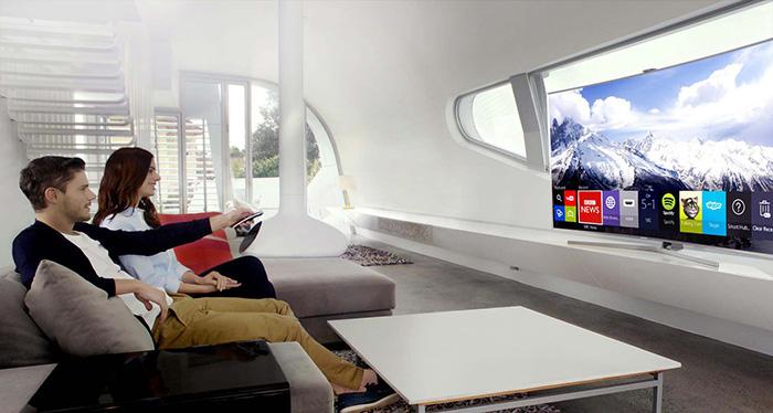 tivi Samsung 55k5500 chính là phong cách sống thế kỷ 21