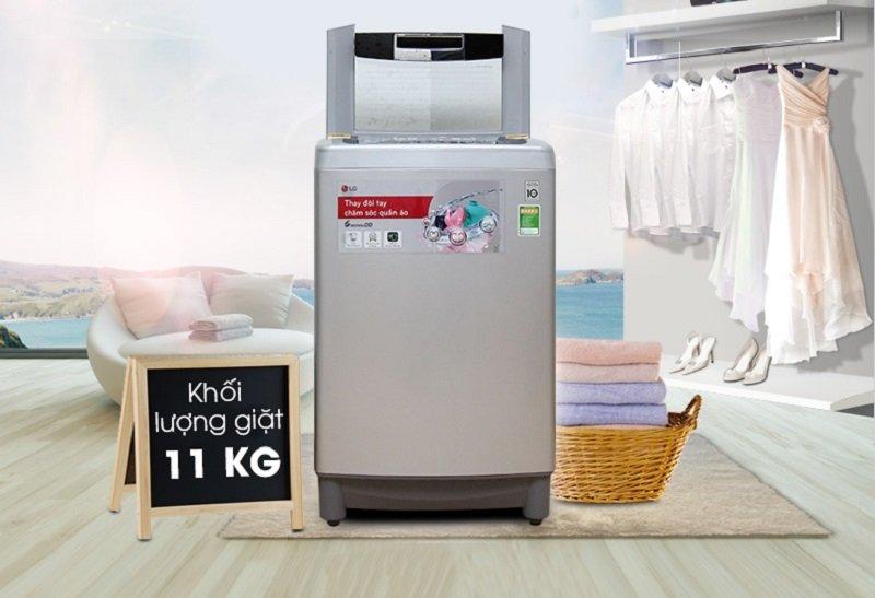 Máy giặt có thiết kế mới mẻ