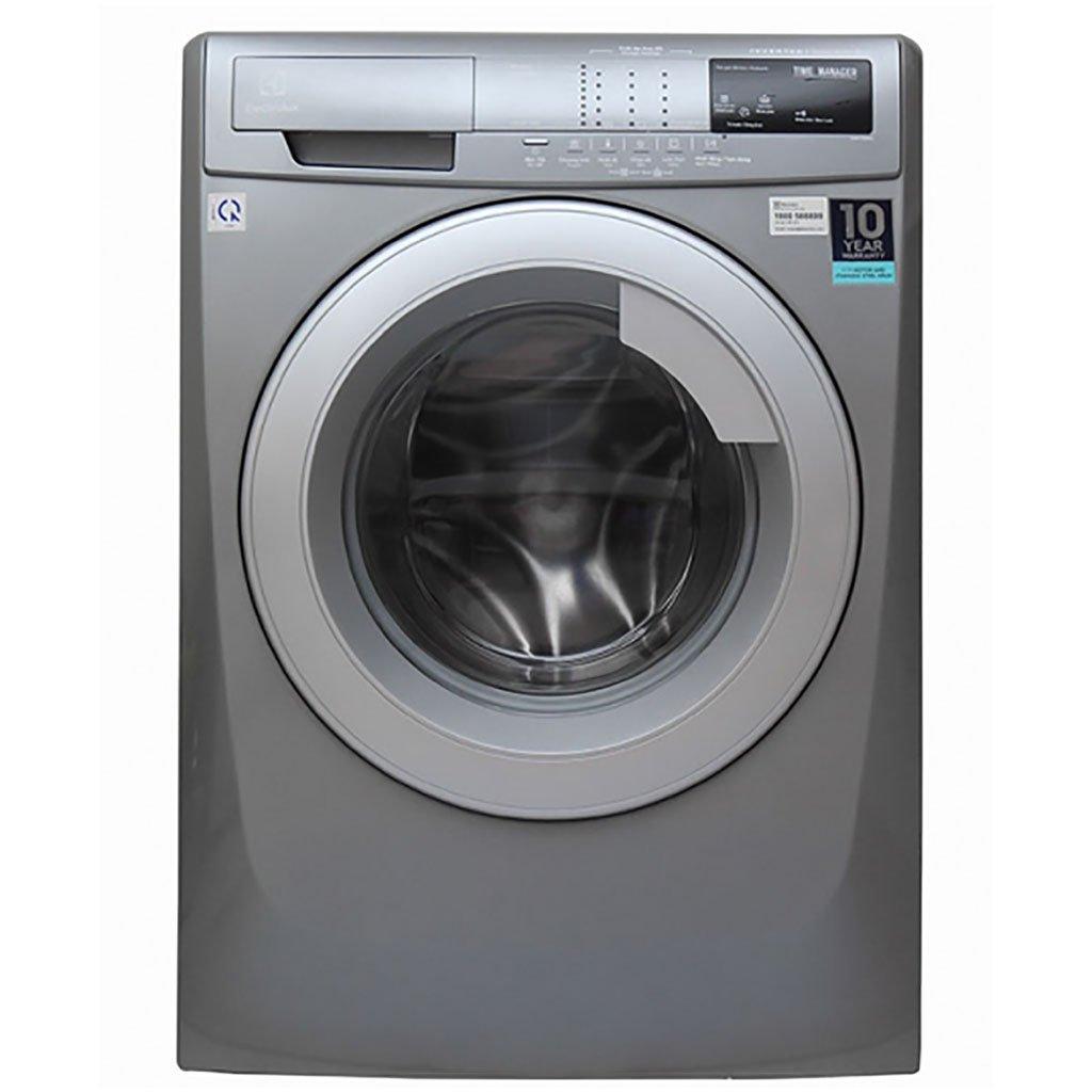 Thiết kế hiện đại, thu hút mọi ánh nhìn của máy giặt Electrolux 8 Kg EWF 12844S