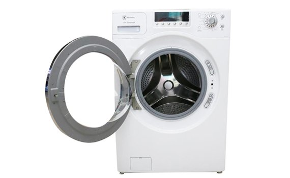 Máy giặt Electrolux EWW1122DW thuộc kiểu dáng máy giặt cửa trước