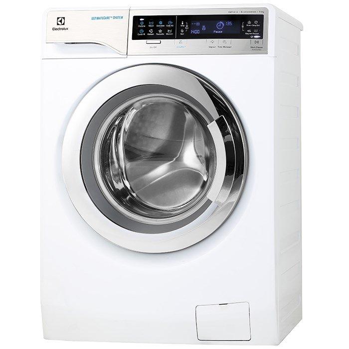 Thiết kế gọn nhẹ với máy giặt lồng ngang Electrolux EWF14113