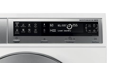 Load Sensor- Cảm biến tải trọng ưu việt của máy giặt Electrolux EWF14113