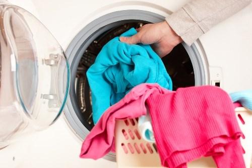 Công nghệ giặt nước nóng thông minh