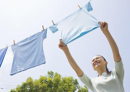 Công nghệ sấy khô quần áo cho ngày mưa
