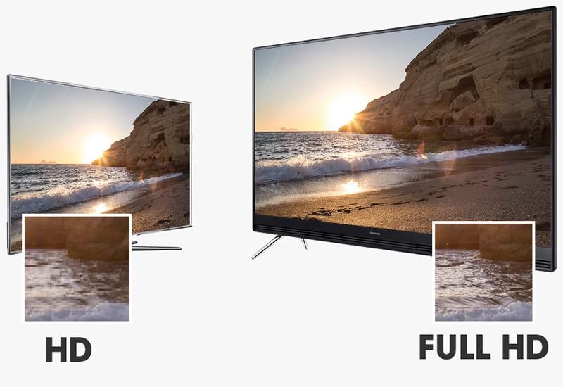 Samsung 32K5300 Full HD mang đến những hình ảnh ấn tượng