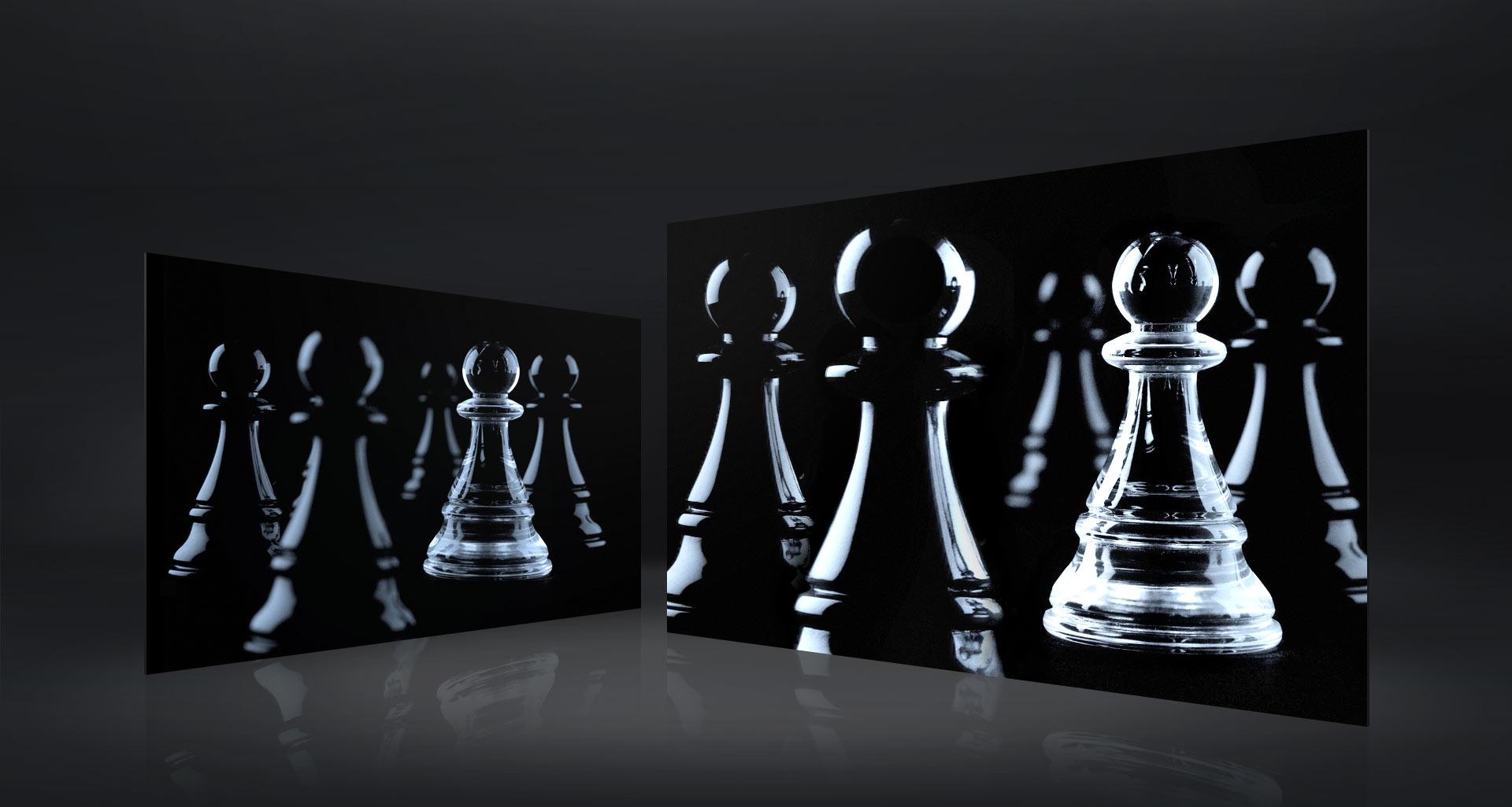 Chức năng tối ưu hóa tinh chỉnh hình ảnh cho chất lượng tuyệt đỉnh của Tivi UA65JS9500