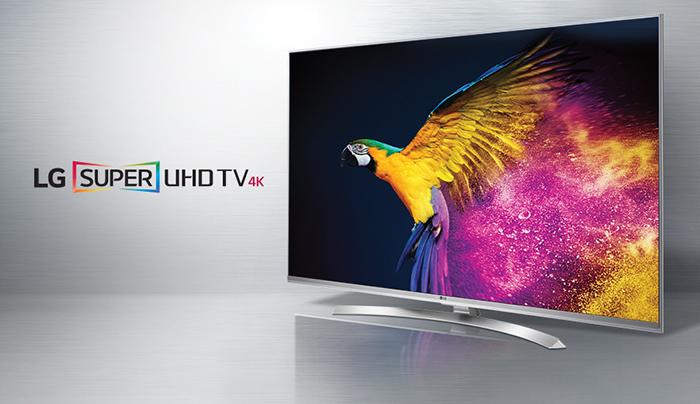 Smart Tivi LG 3D UHD 4K 49UH850T 49 inch - Đỉnh cao chất lượng hình ảnh