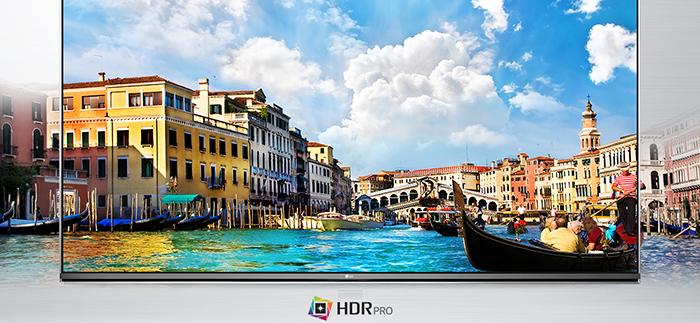 Chất lượng hình ảnh đạt chuẩn 4K Ultra HD
