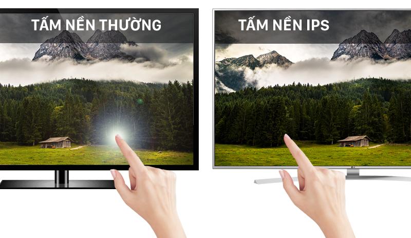 Tivi LG 65UH770T màn hình IPS