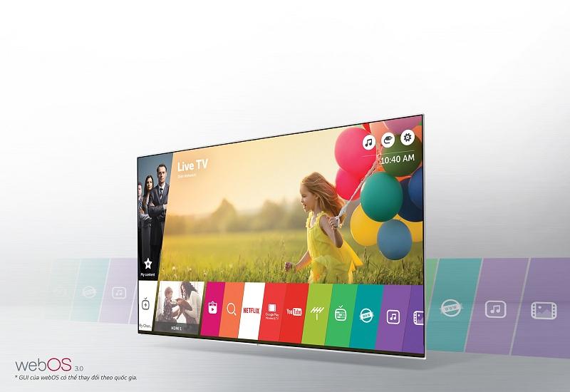 Smart Tivi LG 65 inch 65UH950T