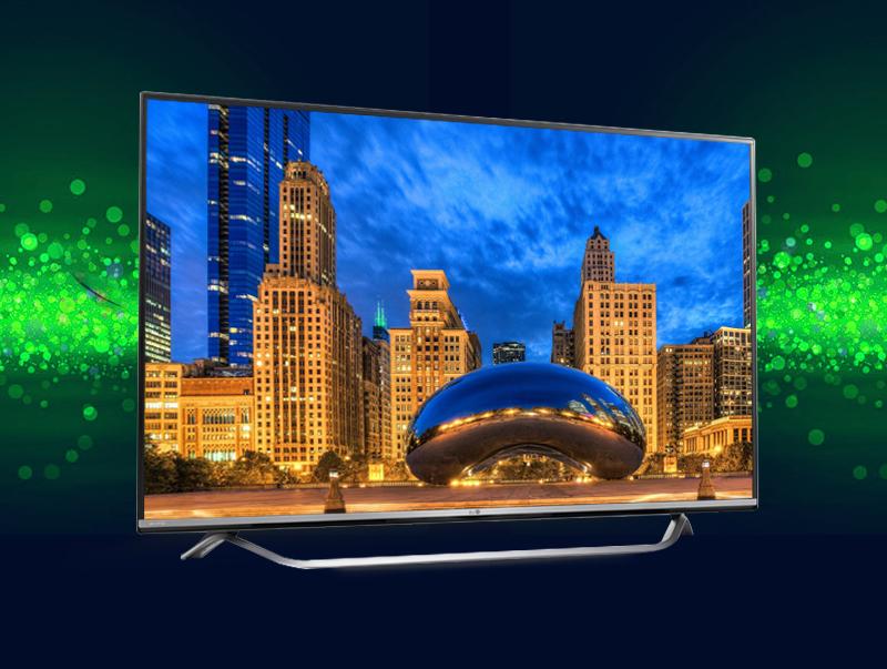Smart Tivi LG 70 inch 70UF770T đẳng cấp cho phòng khách sang trọng
