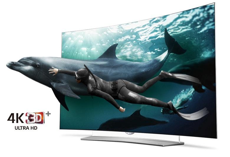 Xem phim 3D ngay tại nhà trên tivi LG 65G965T