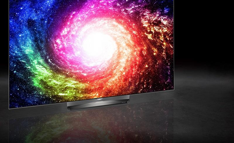Nhiều công nghệ xử lý hình ảnh hiện đại đem đến những khung hình rực rỡ, sống động trên Tivi OLED LG 65 inch 65B6T