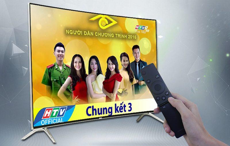 Truyền hình kỹ thuật số chất lượng cao với đầu thu DVB-T2