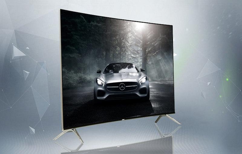 Tivi Samsung UA65KS7500 Sang trọng với màn hình cong đẹp mắt