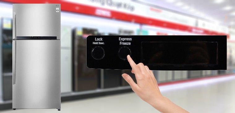Thiết kế bảng điều khiển cảm biến bên ngoài cánh cửa