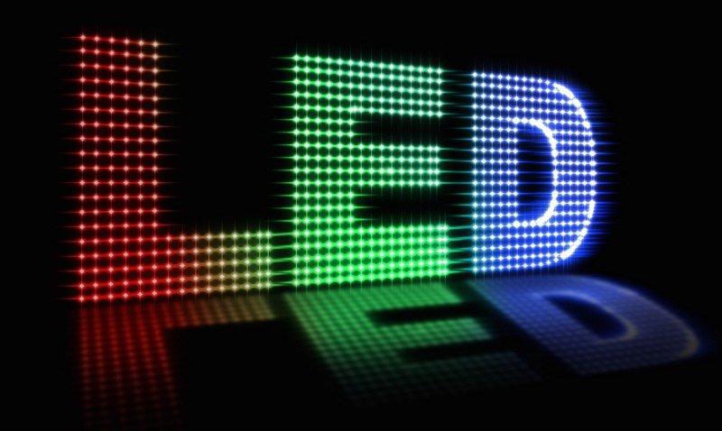 Hệ thống chiếu sáng bằng đèn led