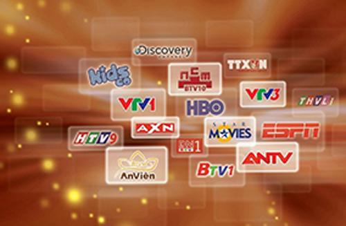 Tích hợp đầu thu DVB- T2 trên Tivi LG 43LH511T