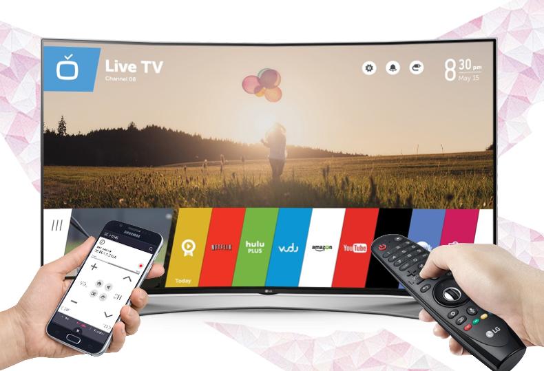 Smart Tivi LG 65UG870T