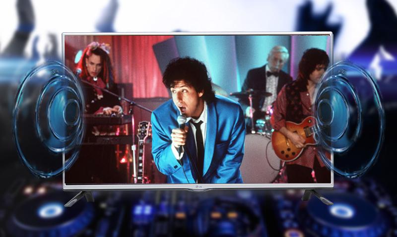 Mọi tiếng động từ Tivi LG 42 inch 42LF550 khiến người dùng cảm thấy như đang nghe trực tiếp nhờ công nghệ Virtual Surround