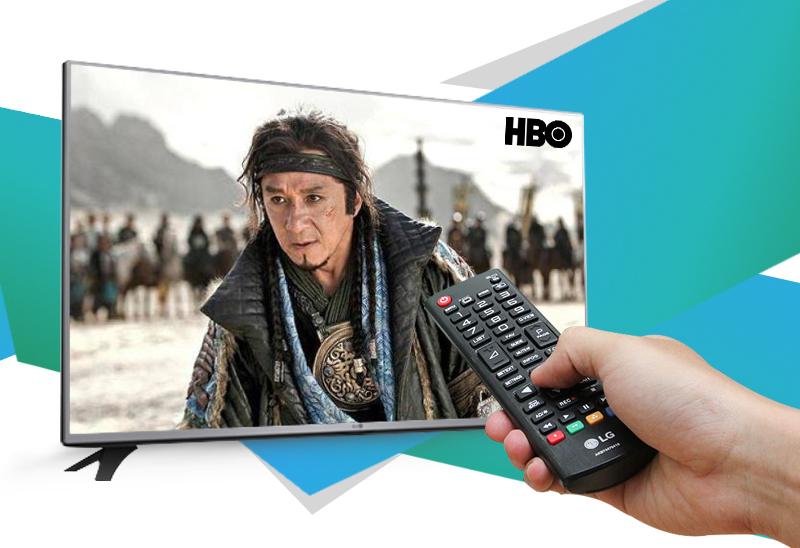 Trải nghiệm nhiều kênh truyền hình miễn phí mà không tốn chi phí mua đầu thu