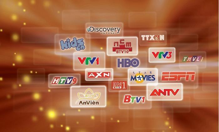 Xem kênh truyền hình số hoàn toàn miễn phí với tivi Sony 43X8000E/S