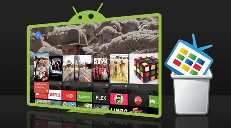Internet Tivi Sony 49W750E tích hợp giao diện Opera mượt mà, dễ dàng thao tác
