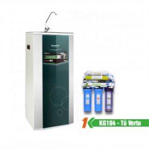 Máy lọc nước Kangaroo 7 lõi KG104 vỏ tủ Vertu