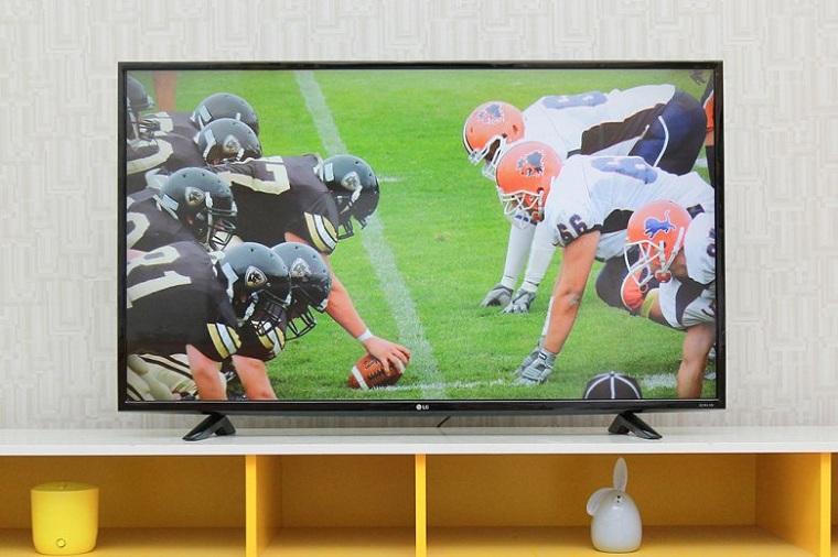 Smart Tivi LG 49 inch 49LH590T- Độ phân giải Full HD cao gấp 2 lần HD
