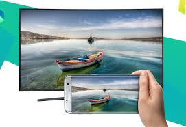 chia sẻ hình ảnh từ điện thoại lên màn hình tivi UA49MU6500