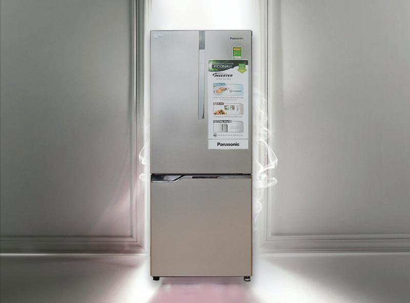 Tủ lạnh Panasonic NR-BV328XSVN 290 lít - Thiết kế hoàn thiện với sự sang trọng, hiện đại