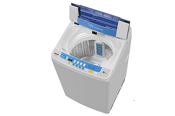 Sanyo - thương hiệu máy giặt uy tín tại Việt Nam