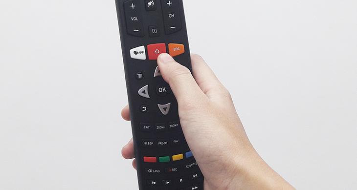 Chép dữ liệu lên smart TV TCL 1