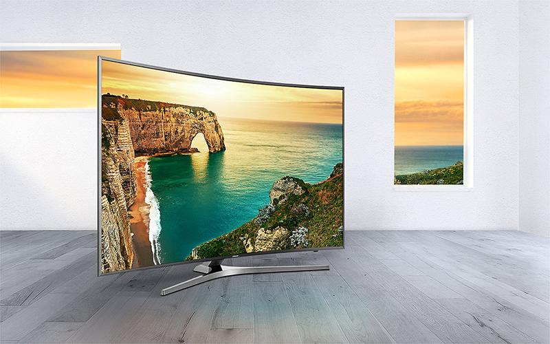 Tivi UA49MU6500 độ phân giải Ultra HD 4K – Thật như cuộc sống