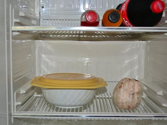 Thực phẩm giống nhau xếp chung vị trí