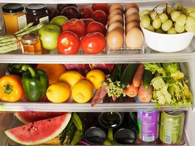 7 bước khiến cho tủ lạnh nhà bạn gọn gàng hơn