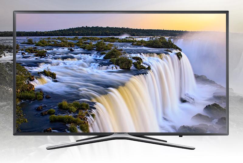 Tivi 43M5500 với công nghệ PurColor giúp màu sắc được đa dạng