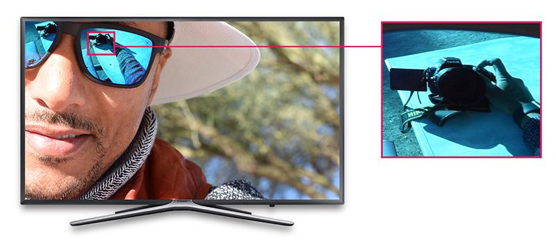 Smart Tivi Samsung 43 inch UA43M5500 màn hình Full HD
