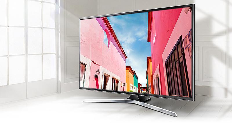 Tivi UA50MU6100 Ultra HD 4K thật như cuộc sống